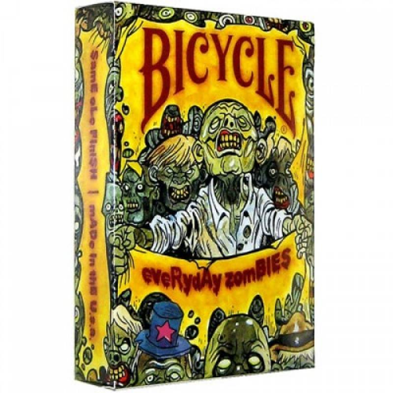 Baralho Bicycle  Everyday Zombie B+ up