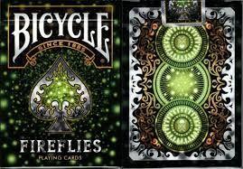 Baralho Bicycle Fireflies R+