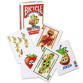 Baralho Bicycle Froots B+