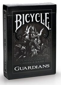 Baralho Bicycle Guardians Decy R+