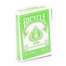Baralho Bicycle Irregular  - Edição Limitada R+