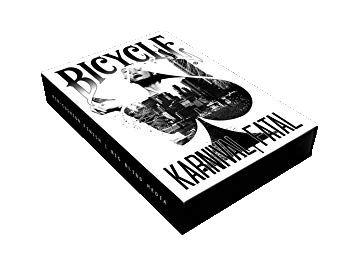 Baralho Bicycle Karnival  Fatal R+