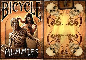 Baralho Bicycle  Mummies R+
