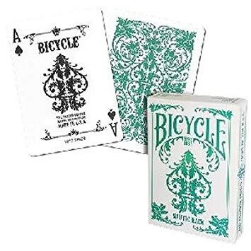 Baralho Bicycle Nautic Back R+