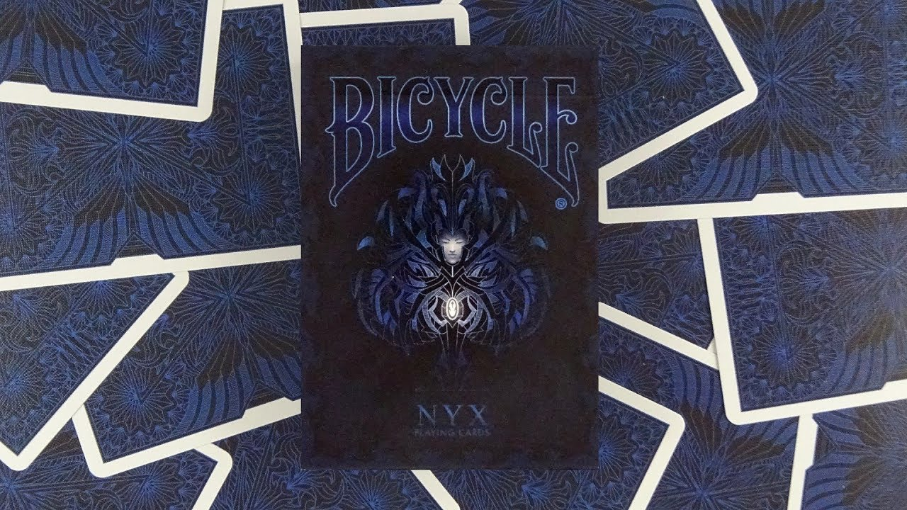 Baralho  Bicycle NYX