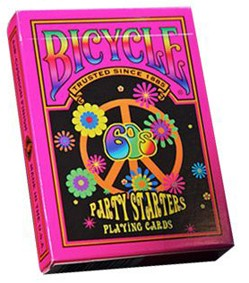 BARALHO BICYCLE PARTY STARTERS 60S