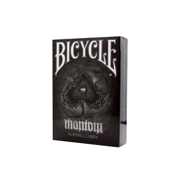 Baralho Bicycle Phantom By Martin Adams R+