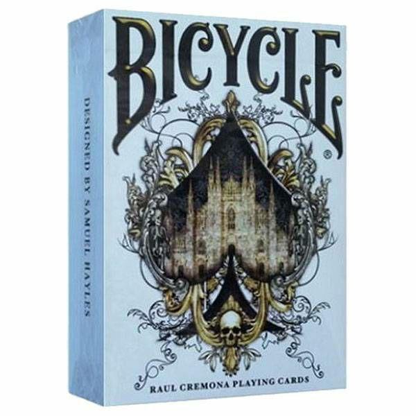 Baralho Bicycle Raul Cremona R+