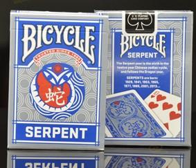 BARALHO BICYCLE SERPENT