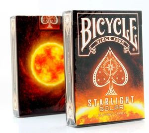 Baralho Bicycle Starlight Solar R+