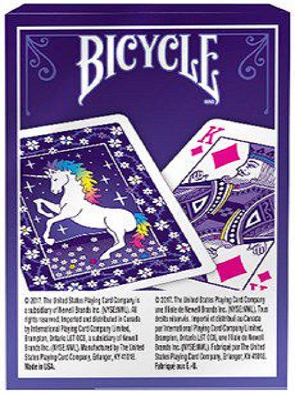Baralho Bicycle - Unicorn B+