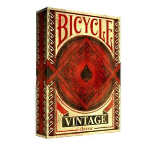 Baralho Bicycle  Vintage Classic By Jonhny Whaam B+ up
