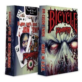 Baralho Bicycle Zombified R+