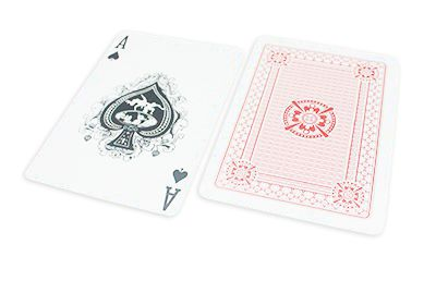 Baralho com cartas gigante Jumbo Usa G+