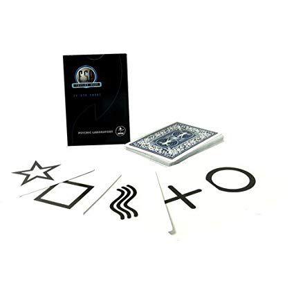BARALHO E.S.P testing cards  VERNET