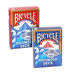 Baralho Espirita - Haunted Deck - Bicycle M+