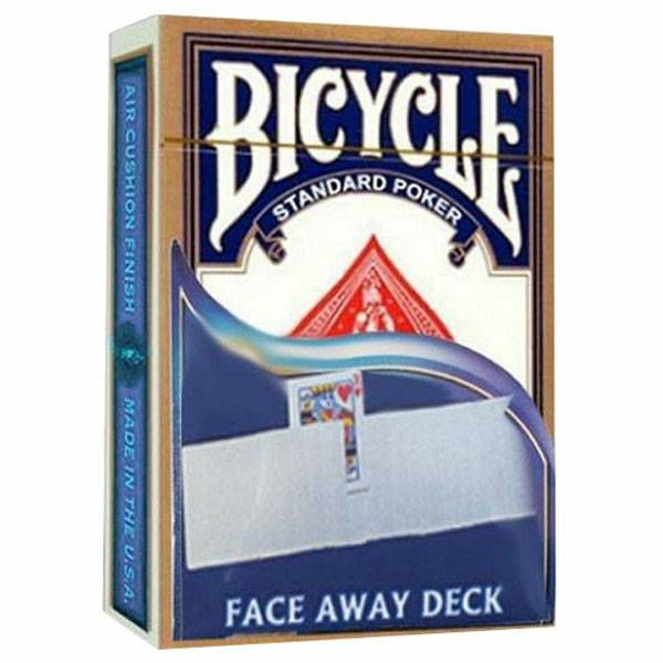 Baralho Face away deck B+