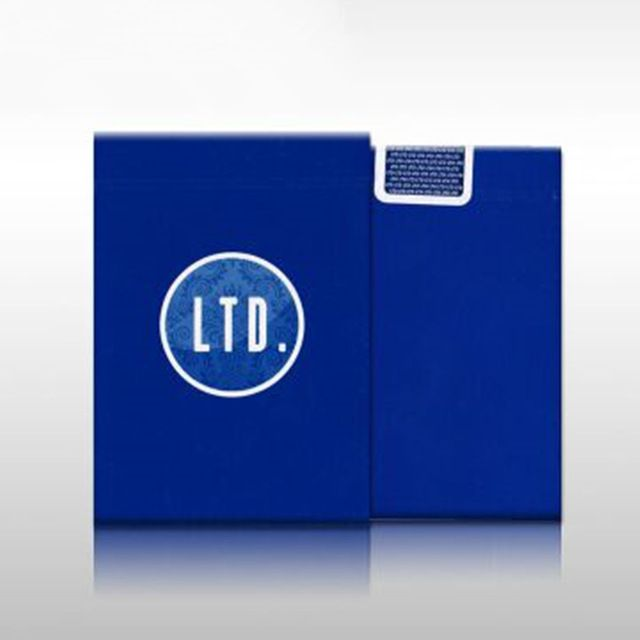 Baralho Ltd Azul - Ellusionist M+