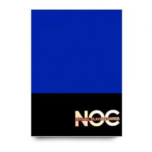 Baralho Noc Azul M+