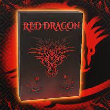 BARALHO RED DRAGON