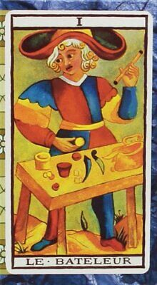 Baralho Tarot Le Tarot de Marseille - Baralho Oráculo tradicional B+