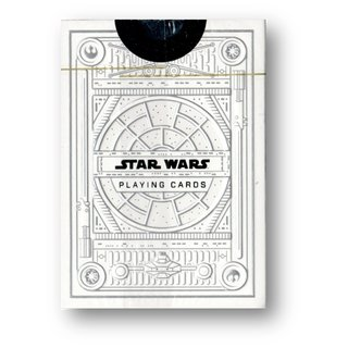 Baralho Theory 11 Star Wars Light Side - Branco B+