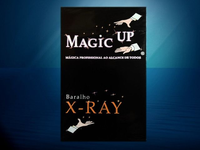 BARALHO X-RAY - BIZOTÉ / MARCADO