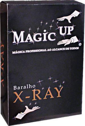 Baralho X-Ray- Bizoté / Marcado D+