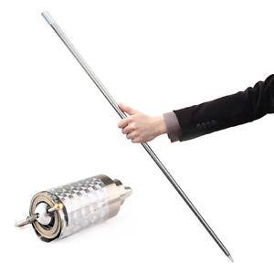 Bengala aparição Metal - Appearing cane silve metal R+