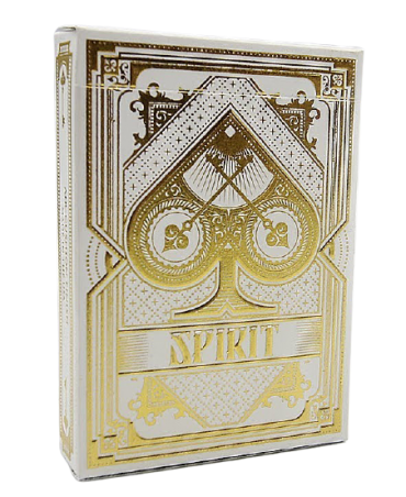baralho  Spirit White