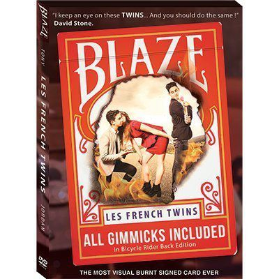 Blaze - The french Twins M+