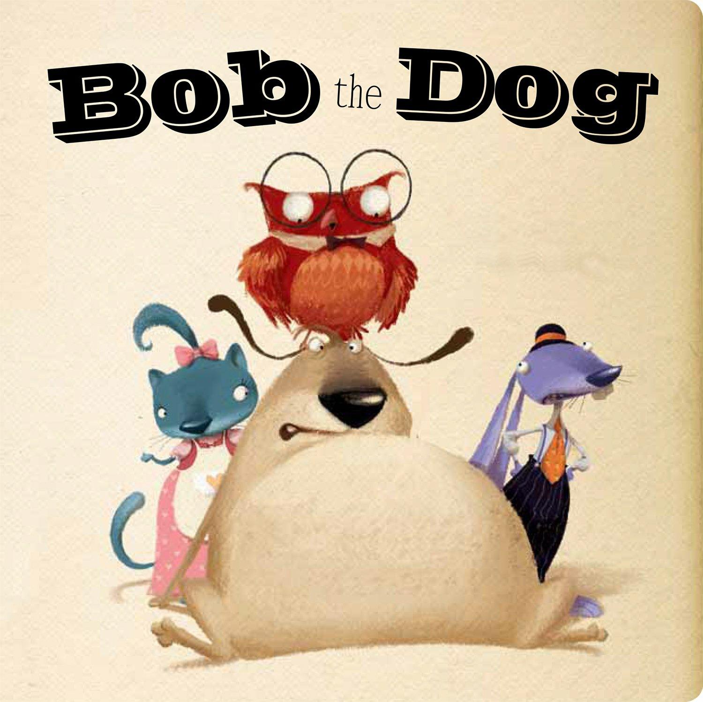 Bob the dog + dvd J+