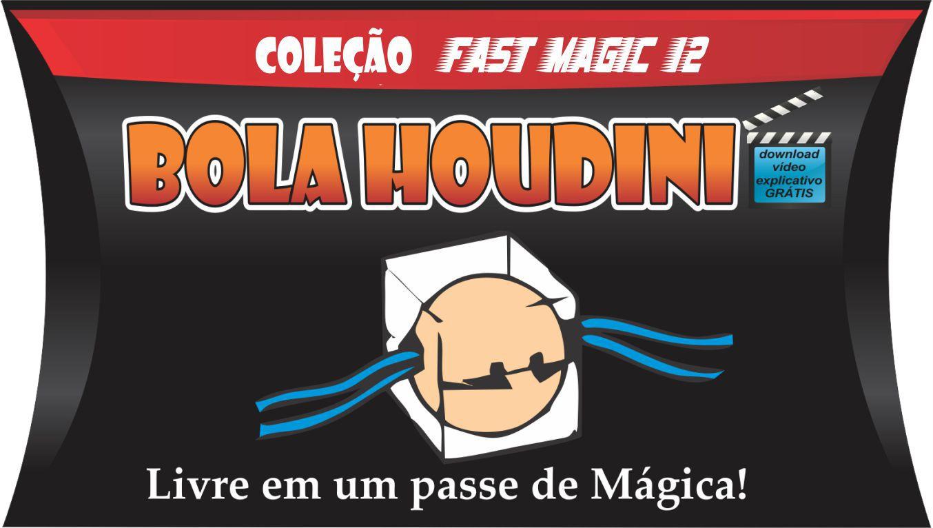 Bola Houdini - Coleção Fast Magic N 12 B+