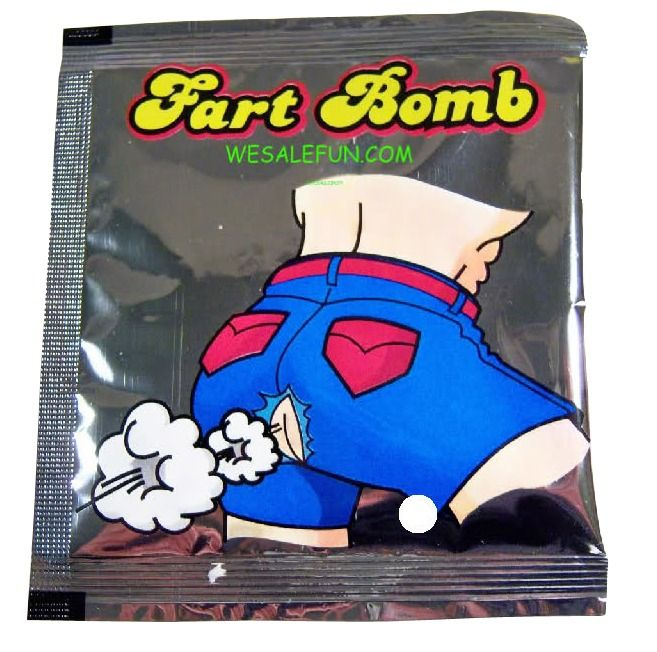1 BOMBA DE PEIDO - FART BOMB