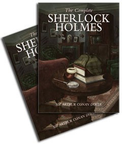 BOOK TEST  - SHERLOCK BY SHAWN FARQUHAR