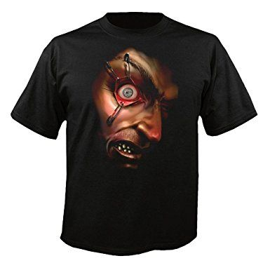 Camisa Moving Eyeball (Tamanho M) D+