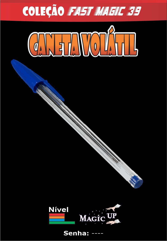 Caneta Volátil - Coleção Fast Magic N°39 D+