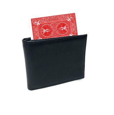 Carteira do Fogo Pocket + Visual Card To Wallet  M+