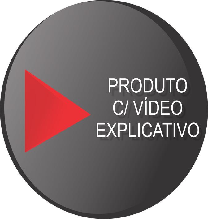 CARTEIRA FOGO KAPS COR CROCODILO + DVD