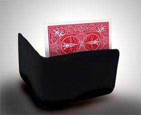 CARTEIRA FOGO POCKET + VISUAL CARD TO WALLET com DVD