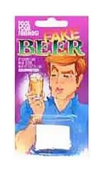 CERVEJA FALSA - fake beer
