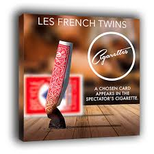 Cigarettes by Les French Twins D+