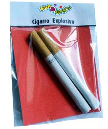 Cigarro Explosivo  X2 R+