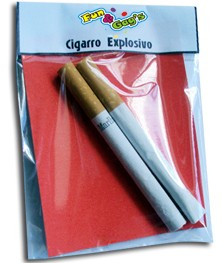 CIGARRO EXPLOSIVO X 2