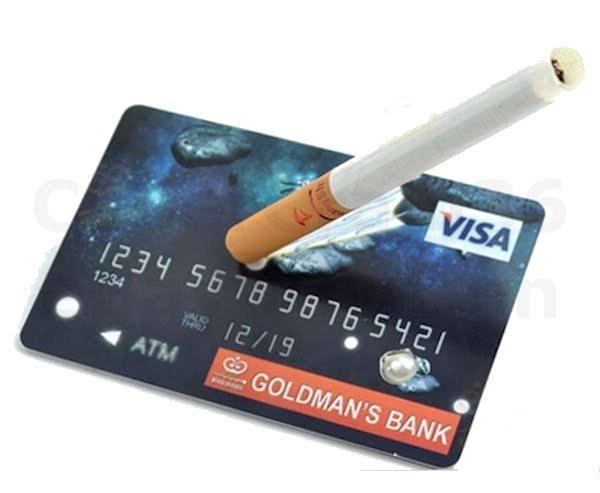 Cigarro Levitador - Floating cigarette B+