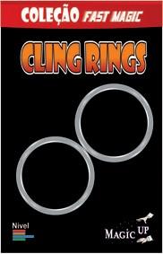 CLING RINGS - COLEÇÃO FAST MAGIC Nº 34