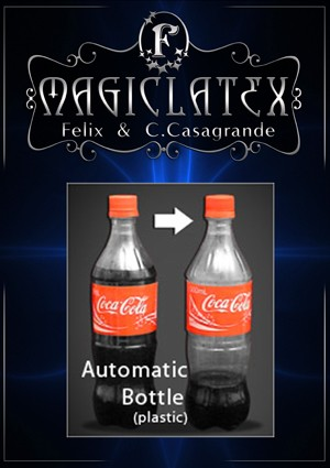 COCA COLA AUTOMATICO - AUTOMATIC BOTTLE (PLASTIC)