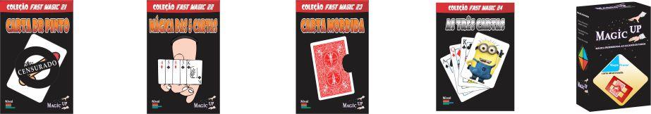Coleção Fast Magic com 25 Mágicas Y+