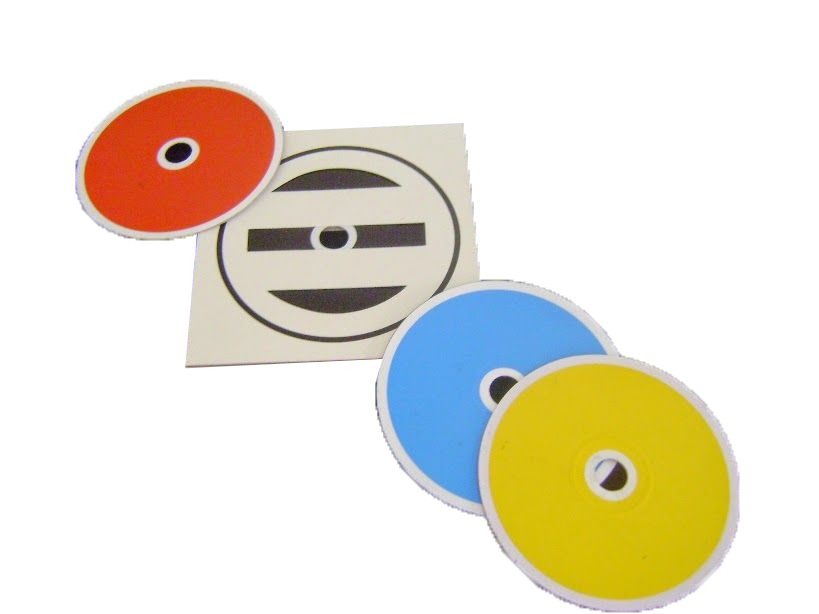 Color Changing Cd - Pvc M+