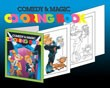 COLORING BOOK Bazar  3 way
